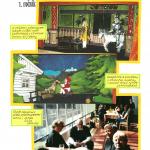 První účast na přehlídce amatérských loutkových divadel Pražský Tajtrlík v roce 2005