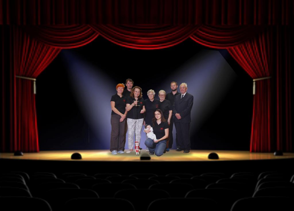 Soubor loutkového divadla Kašpárek