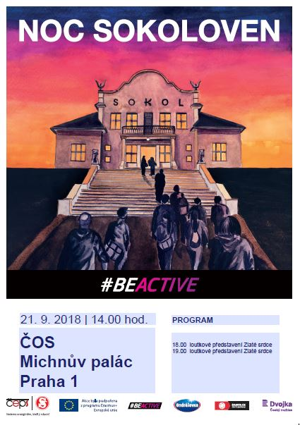 Noc sokoloven 21.9.2018 18 a 19