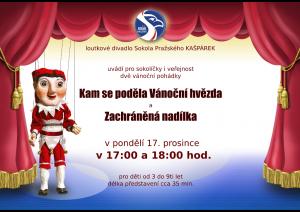 2018-12-17 Dvě vánoční pohádky