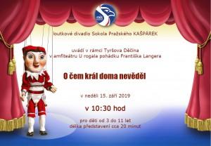 Tyršův Děčín 2019