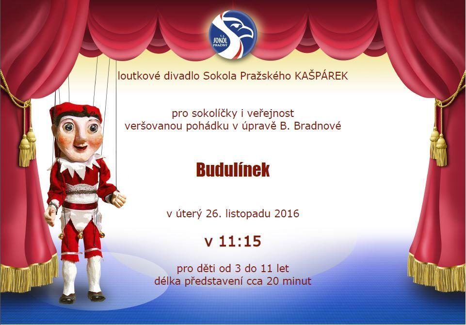 2019-11-26 Budulínek sokolíčci a verejnost 11.15
